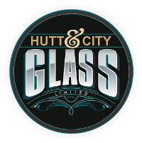 Hutt and City Glass Logo